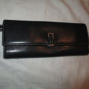 Coach Leather Slim Envelope Wallet/Wristlet